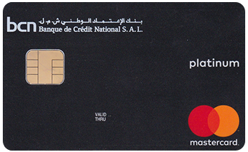 Platinum Euro Credit Card