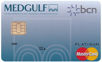 BCN Medgulf Platinum Credit Card